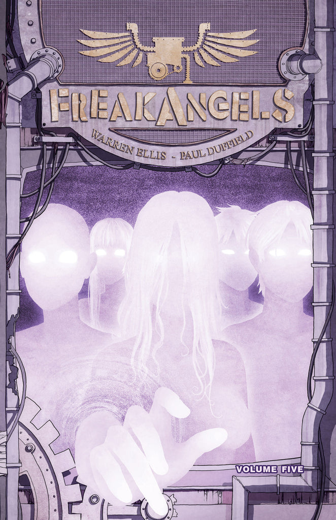 FREAKANGELS Vol 5 Hardcover