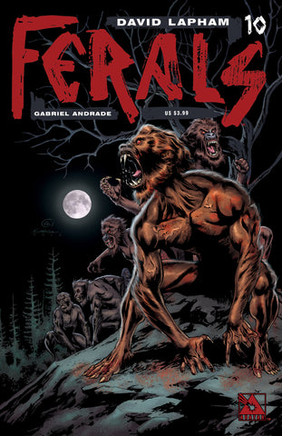 FERALS #10 - Digital Copy