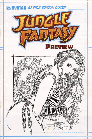 JUNGLE FANTASY: FAUNA $499 KS Original Art - #3 Century
