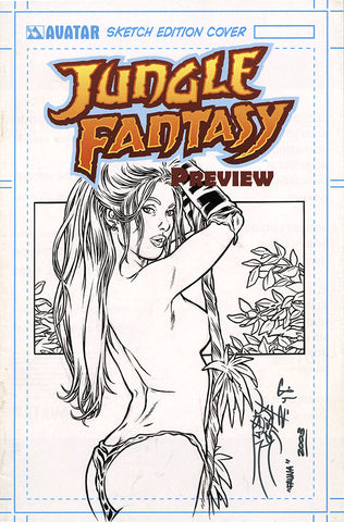 JUNGLE FANTASY: FAUNA $499 KS Original Art - #5 Century