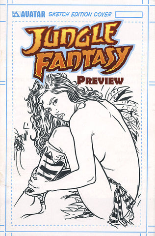JUNGLE FANTASY: FAUNA $499 KS Original Art - #7 Century