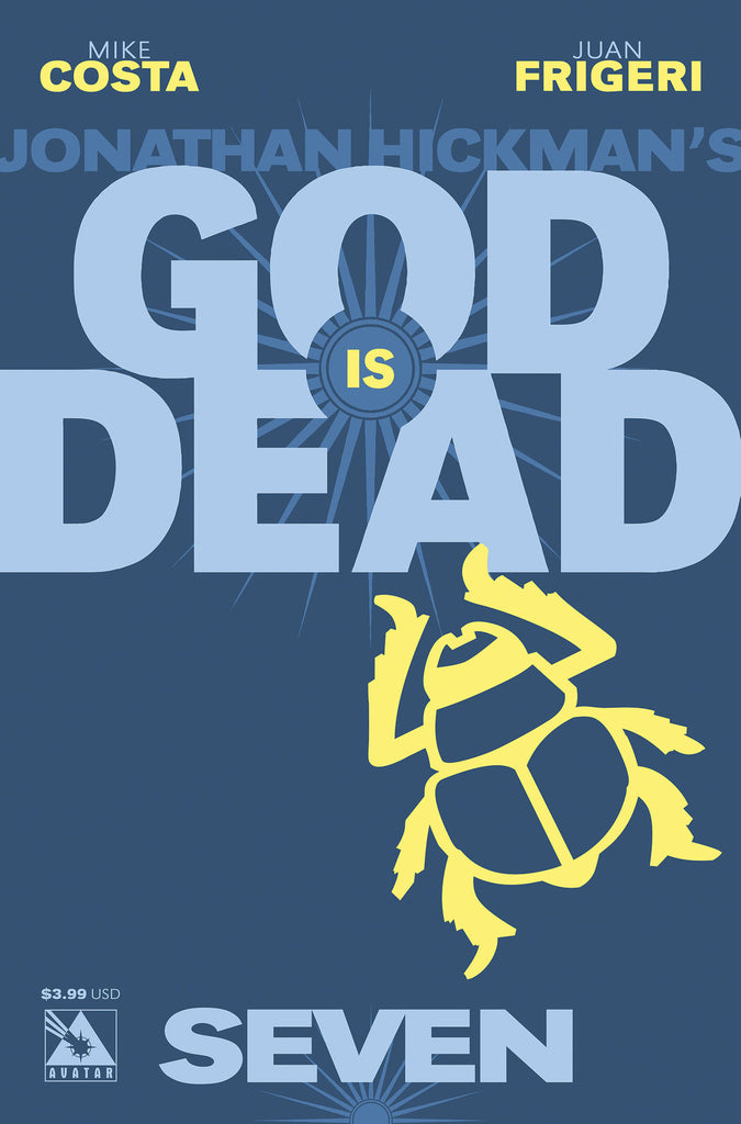 GOD IS DEAD #7 - Digital Copy