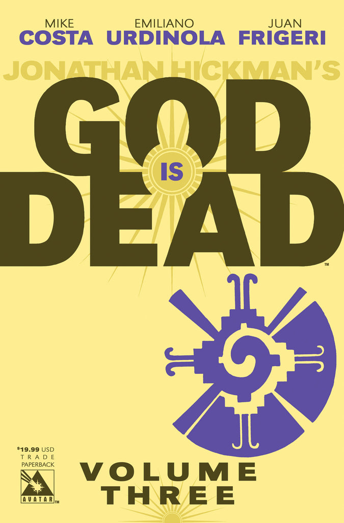 GOD IS DEAD Vol 3 TPB