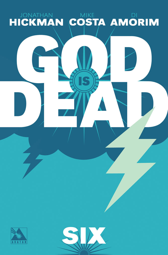 GOD IS DEAD #6 - Digital Copy