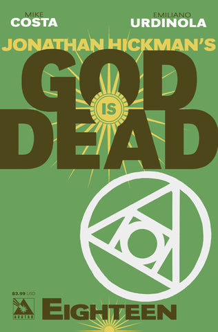 GOD IS DEAD #18 - Digital Copy