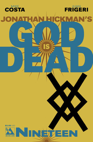 GOD IS DEAD #19 - Digital Copy