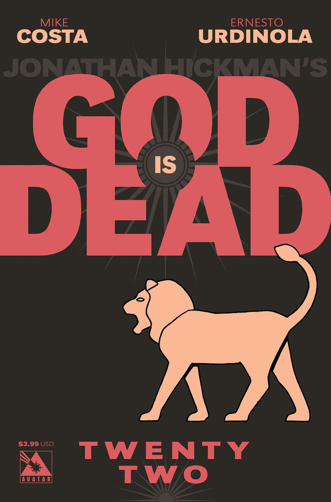 GOD IS DEAD #22 - Digital Copy