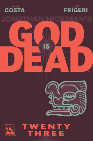GOD IS DEAD #23 - Digital Copy