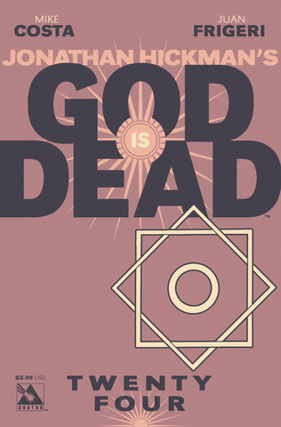 GOD IS DEAD #24 - Digital Copy