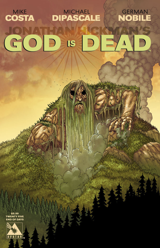 GOD IS DEAD #25 End of Days