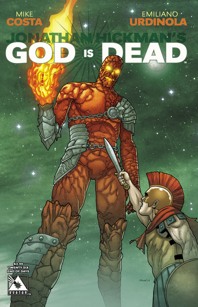 GOD IS DEAD #26 End of Days