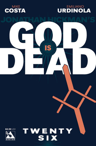 GOD IS DEAD #26 - Digital Copy