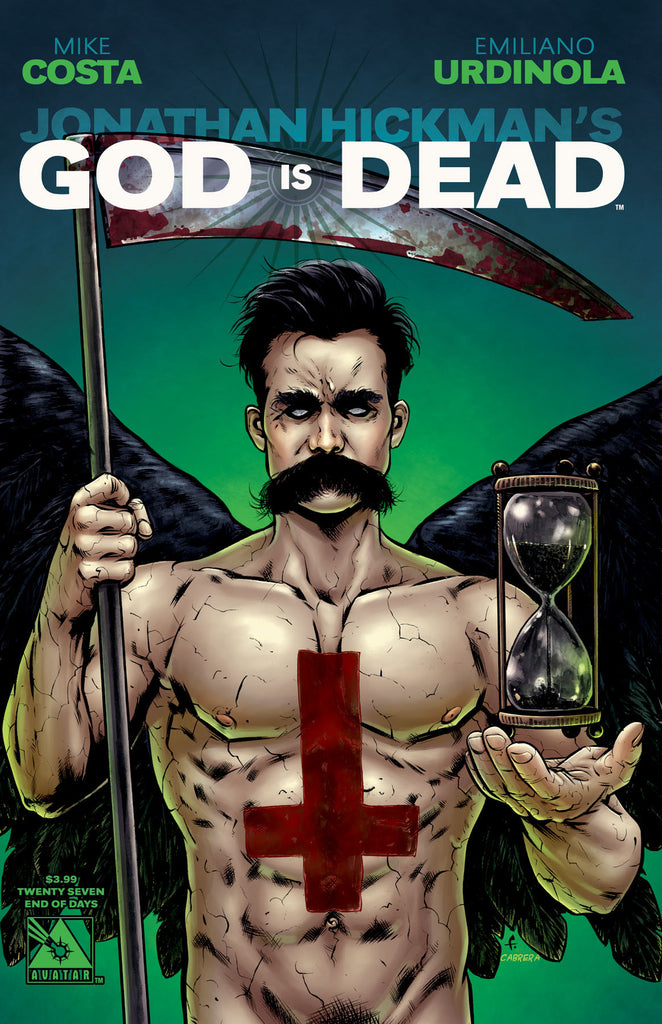 GOD IS DEAD #27 End of Days