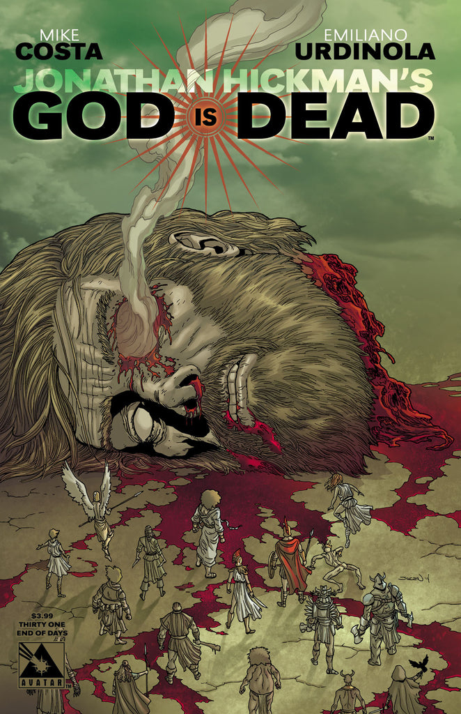 GOD IS DEAD #31 End of Days