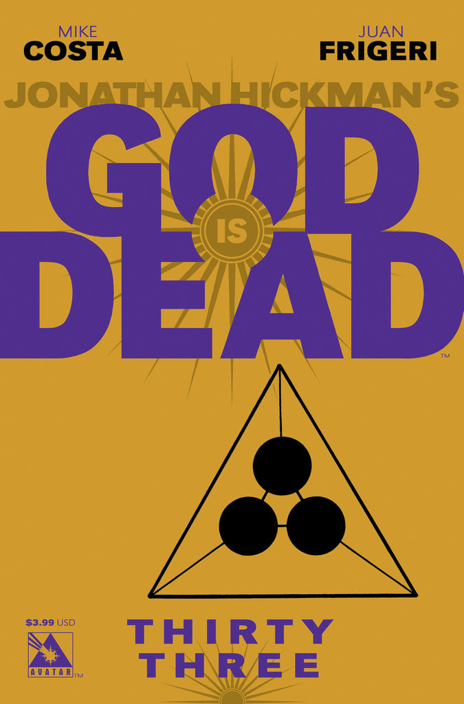 GOD IS DEAD #33 - Digital Copy