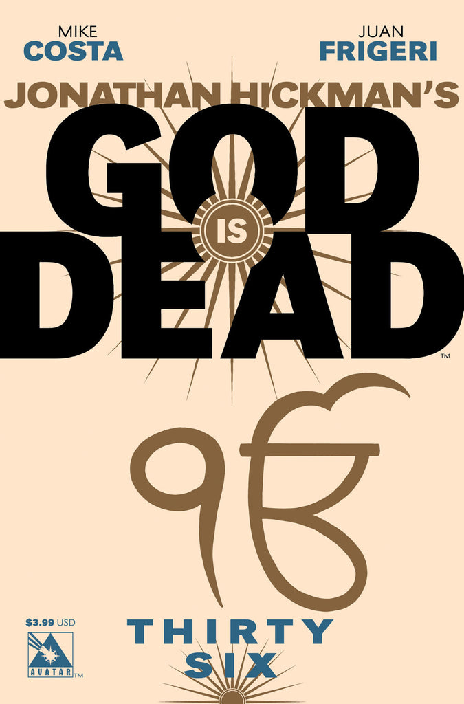 GOD IS DEAD #36 - Digital Copy