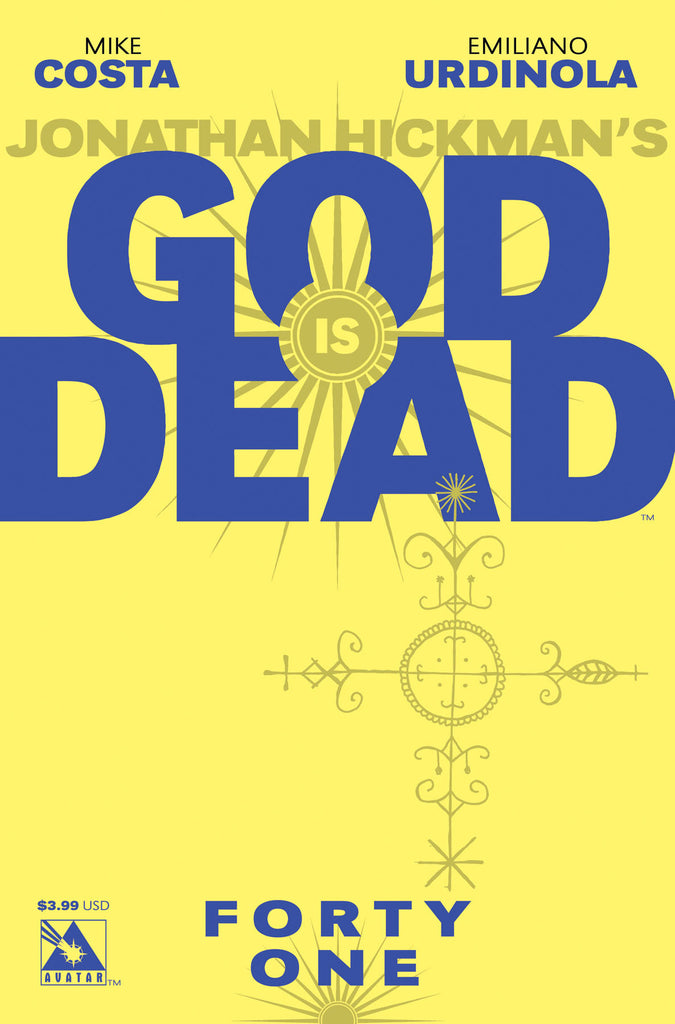 GOD IS DEAD #41 - Digital Copy