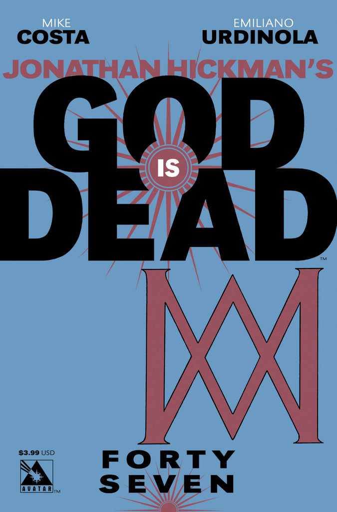 GOD IS DEAD #47 - Digital Copy