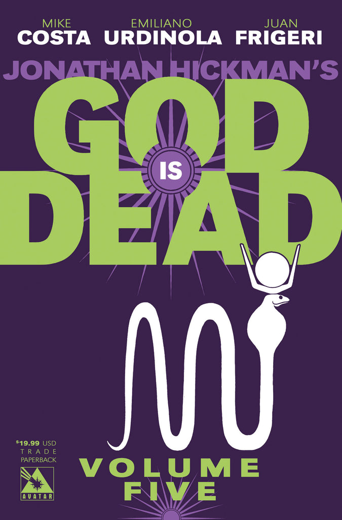 GOD IS DEAD Vol 5 TPB