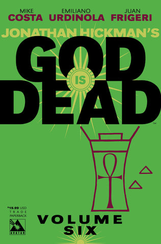 GOD IS DEAD Vol 6 TPB