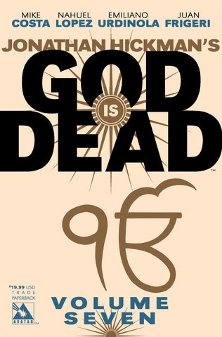 GOD IS DEAD Vol 7 TPB