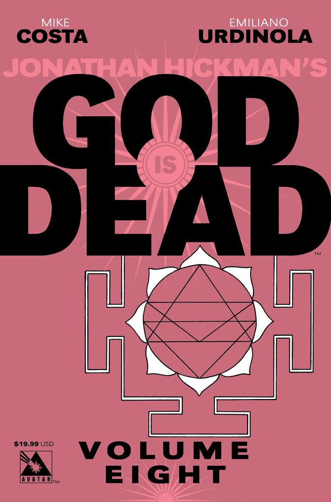 GOD IS DEAD Vol 8 TPB