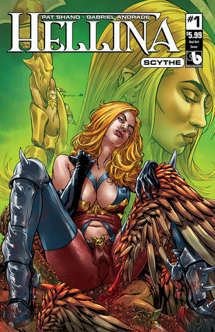 HELLINA: SCYTHE #1 Bad Girl