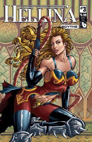 HELLINA: SCYTHE #3 Bad Girl