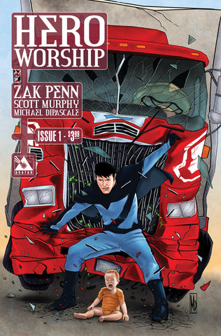 HERO WORSHIP #1 - Digital Copy