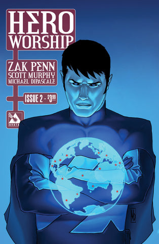 HERO WORSHIP #2 - Digital Copy
