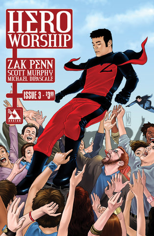 HERO WORSHIP #3 - Digital Copy
