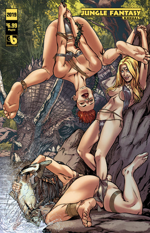 JUNGLE FANTASY ANNUAL 2019 Playful