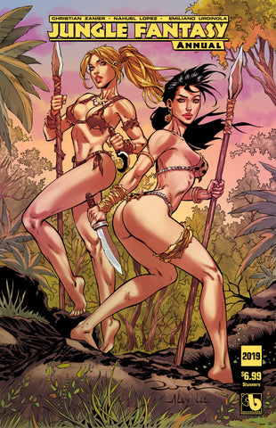 JUNGLE FANTASY ANNUAL 2019 Stunners