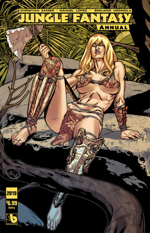 JUNGLE FANTASY ANNUAL 2019 Sultry