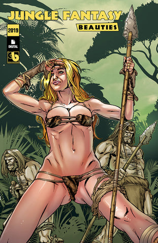 JUNGLE FANTASY BEAUTIES 2019 - Digital Copy