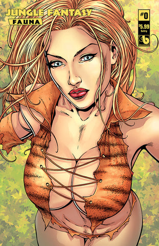 JUNGLE FANTASY: FAUNA #0 Sultry