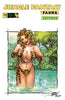 JUNGLE FANTASY: FAUNA $499 KS Original Art - Intense #1 Moonlight Nude