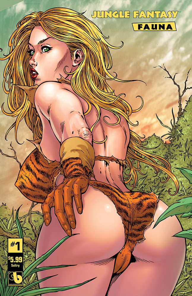 JUNGLE FANTASY: FAUNA #1 Sultry