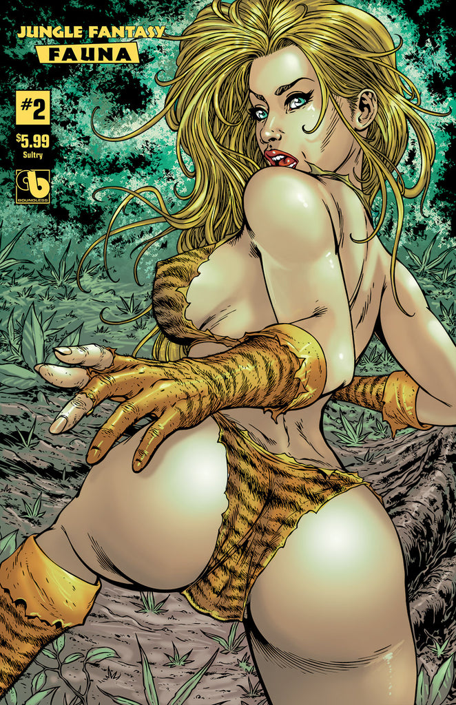 JUNGLE FANTASY: FAUNA #2 Sultry
