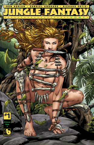 JUNGLE FANTASY: IVORY #1 KS Costume Change B