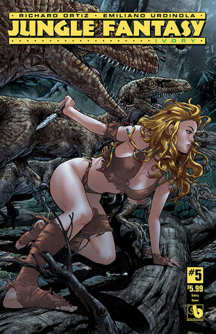 JUNGLE FANTASY: IVORY #5 Complete Bundle (19 books)