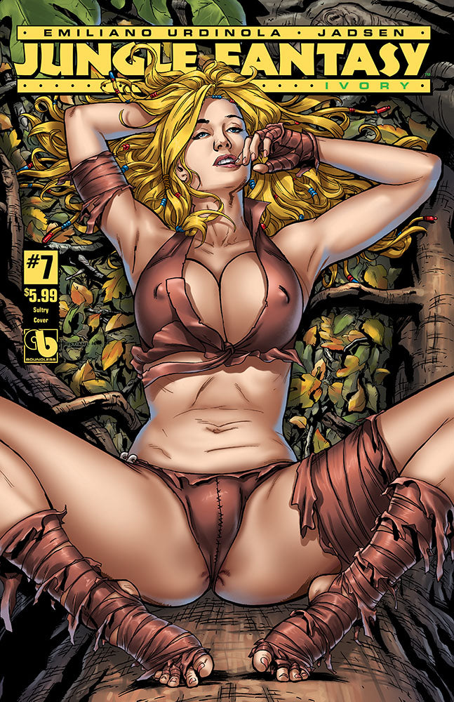 JUNGLE FANTASY: IVORY #7 Complete Bundle (19 books)