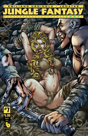 JUNGLE FANTASY: IVORY #7 - Digital Copy