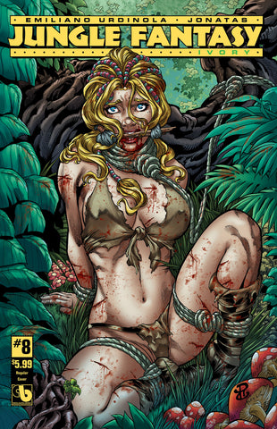 JUNGLE FANTASY: IVORY #8 - Digital Copy