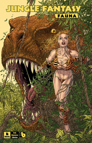 JUNGLE FANTASY: FAUNA - The Early Adventures GN - Digital copy