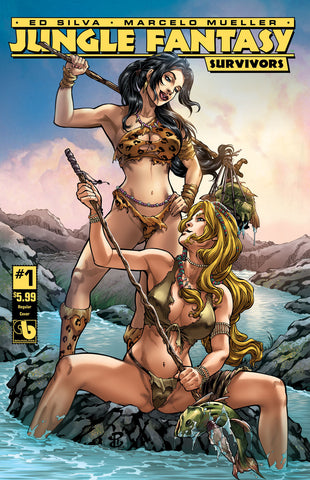 JUNGLE FANTASY: SURVIVORS #1 - Digital Copy