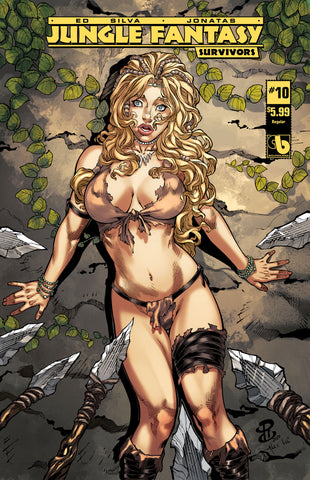 JUNGLE FANTASY: SURVIVORS #10 - Digital Copy