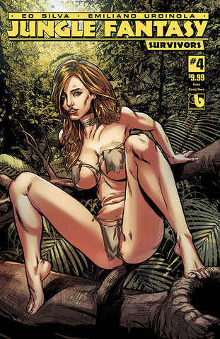 JUNGLE FANTASY: SURVIVORS #4 Fauna Barely There