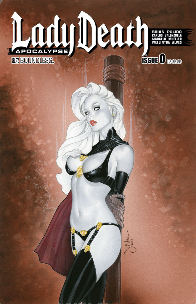 LADY DEATH: APOCALYPSE #0 - Digital Copy