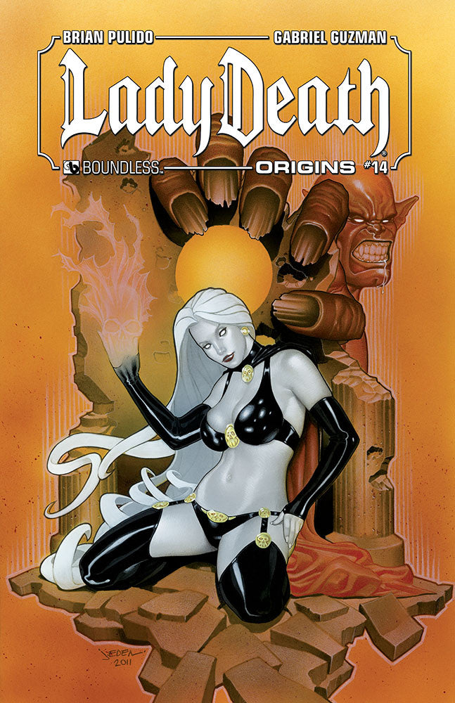 LADY DEATH: Origins #14 - Digital Copy